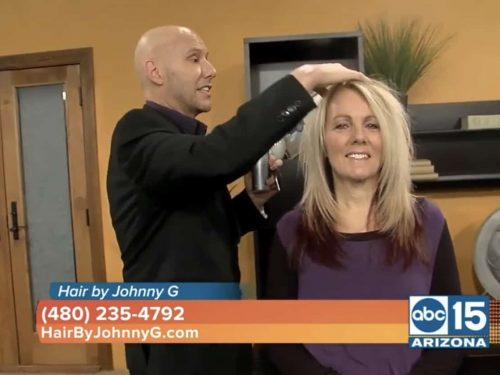 HBJ on ABC 15 showing tips and tricks